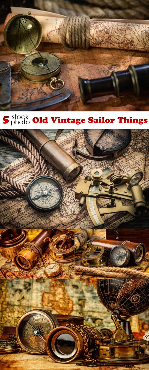Photos - Old Vintage Sailor Things