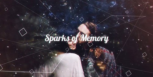 Sparks of Memory - Project for After Effects (Videohive)