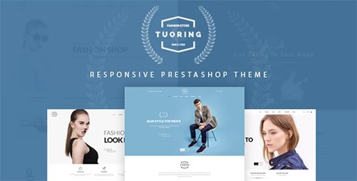 ThemeForest - Tuoring v1.0 - Multipurpose Responsive Prestashop Theme - 17617860