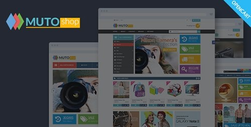 ThemeForest - Muto - Mega Shop Responsive Opencart Theme (Update: 30 August 16) - 16658264