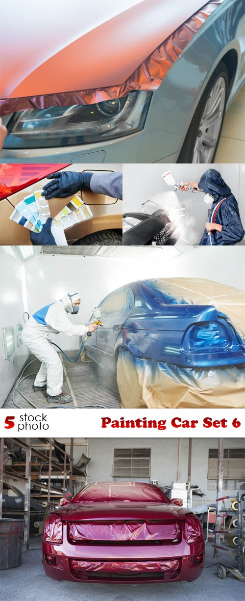 Photos - Painting Car Set 6