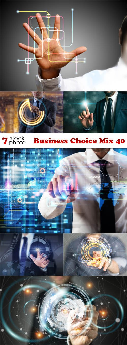 Photos - Business Choice Mix 40
