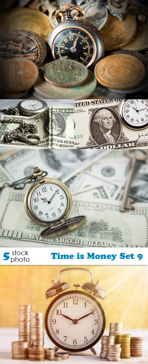 Photos - Time is Money Set 9