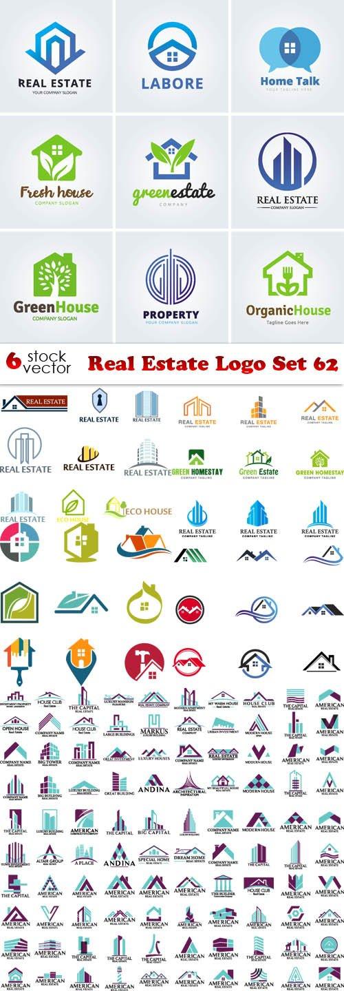 Vectors - Real Estate Logo Set 62
