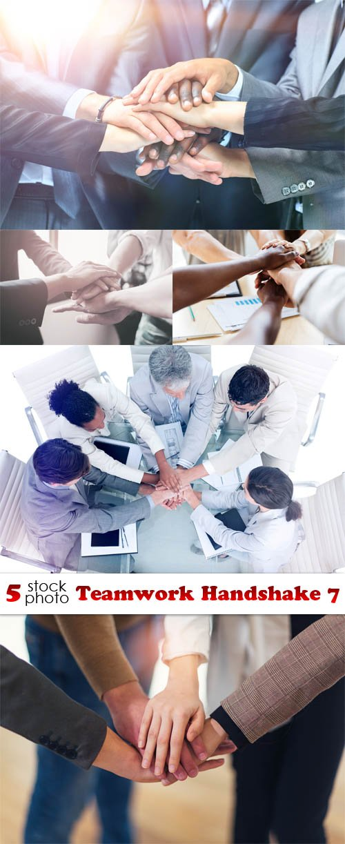 Photos - Teamwork Handshake 7