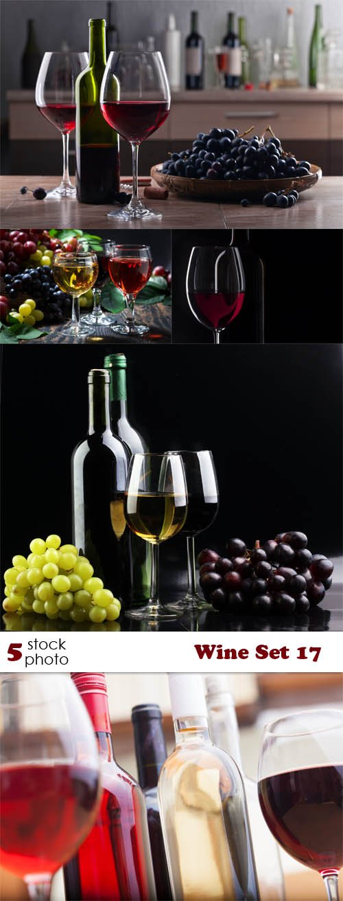 Photos - Wine Set 17