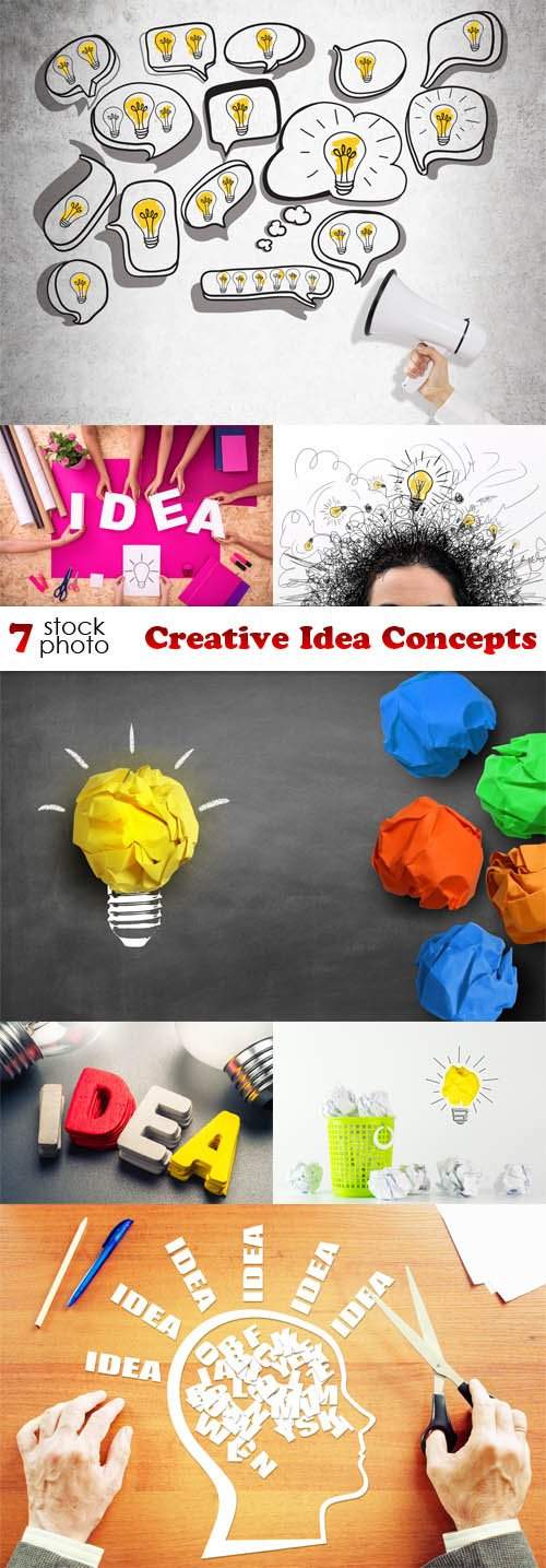 Photos - Creative Idea Concepts