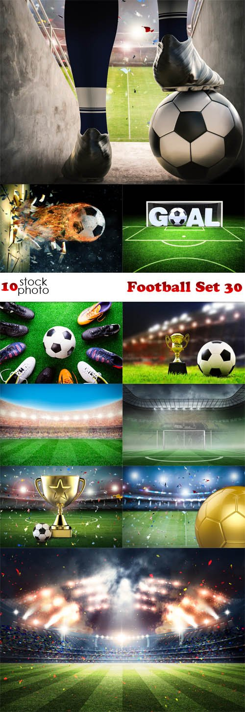 Photos - Football Set 30