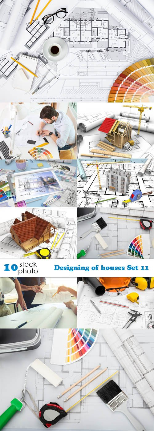 Photos - Designing of houses Set 11