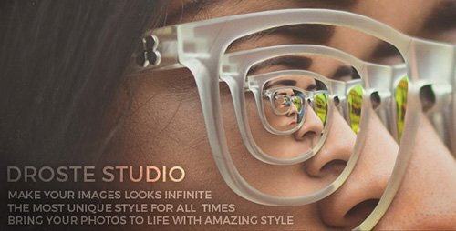 Droste Studio - Project for After Effects (Videohive)