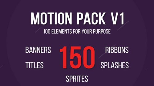Motion Design Package - Project for After Effects (Videohive)