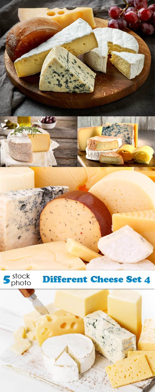 Photos - Different Cheese Set 4