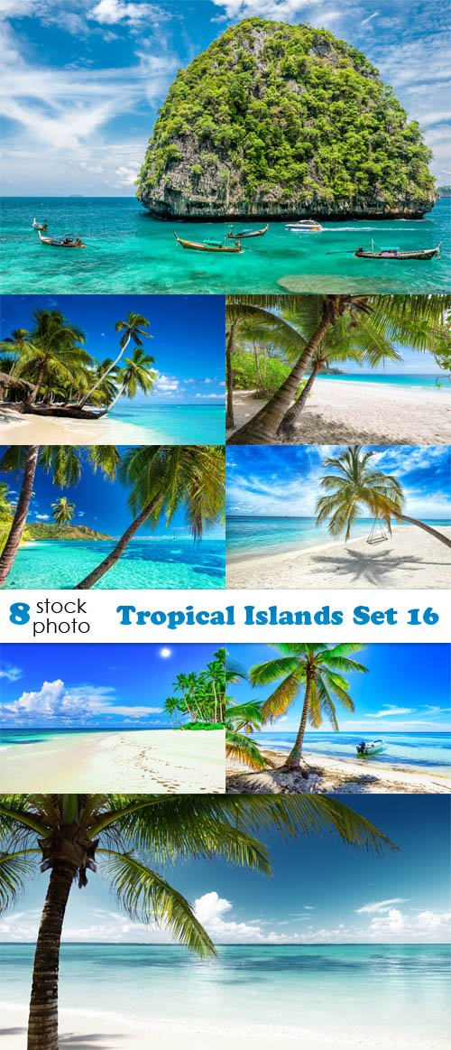 Photos - Tropical Islands Set 16
