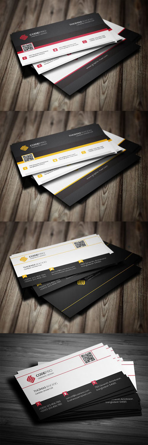 2 In 1 Business Card 1329995