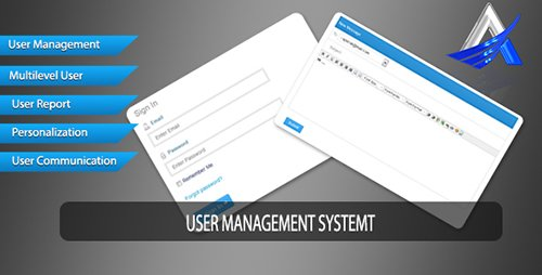 CodeCanyon - User Management System v3.0.0 - 9599003