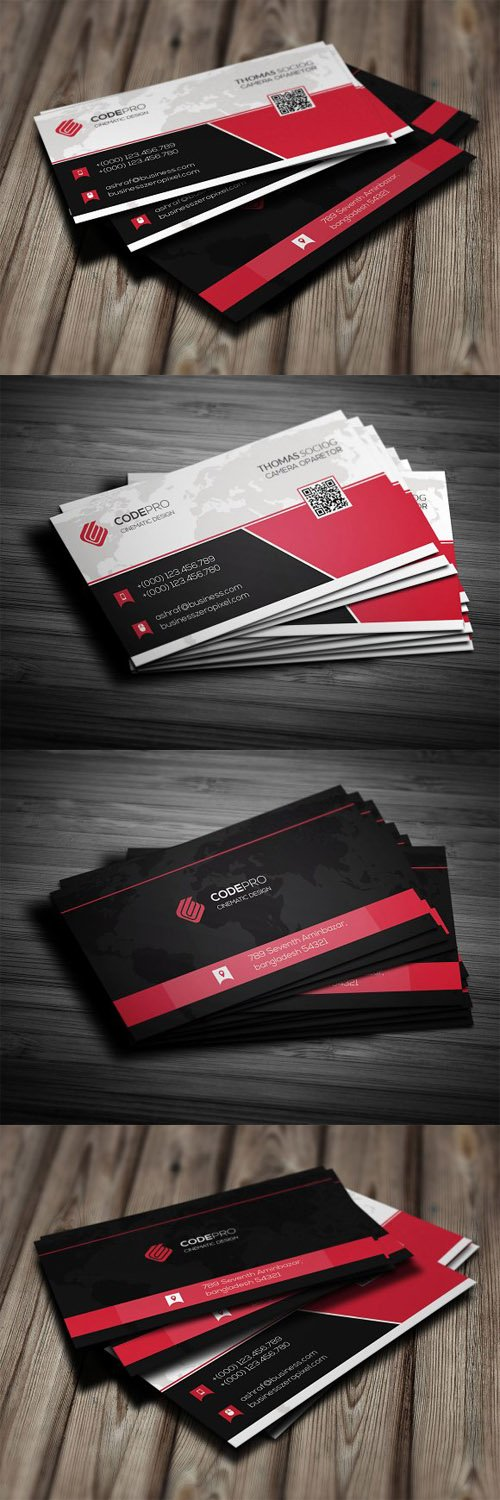 Creative Business Card 1330219