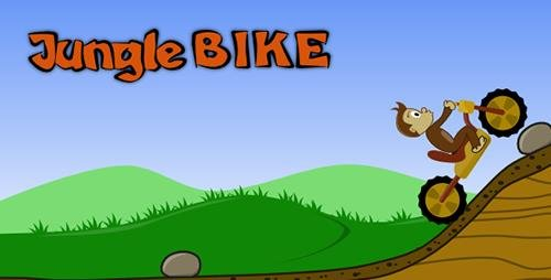 CodeCanyon - Jungle Bike v1.0.0 - 10852172