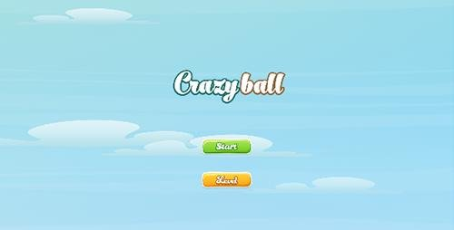 CodeCanyon - Crazy Ball - Android Game With Admob And Facebook Share (Update: 26 September 14) - 8943480