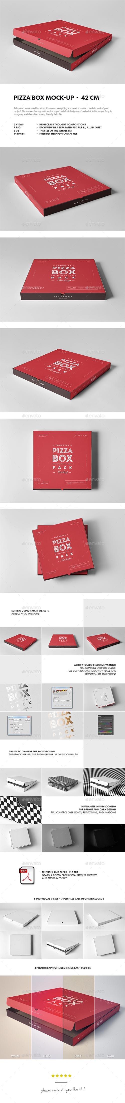 GR - 42 Pizza Box Mock 19562655