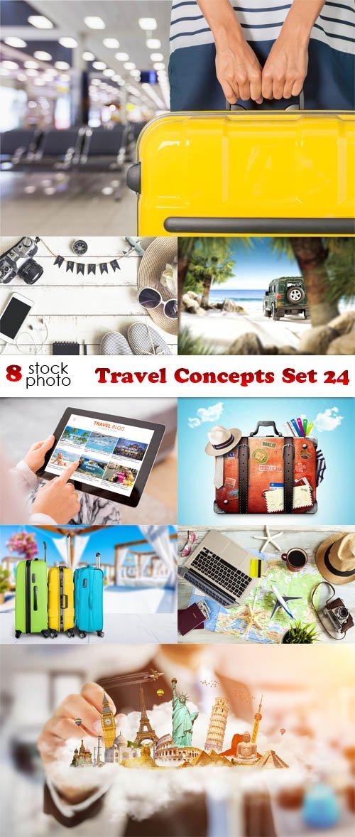 Photos - Travel Concepts Set 24