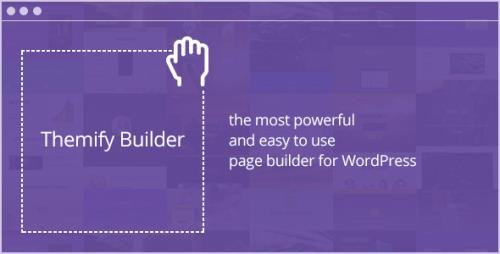 CodeCanyon - Themify Builder v2.0.2 - Drag & Drop WordPress Plugin - 11830816