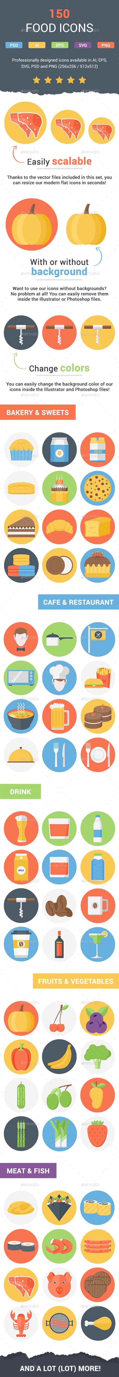 Food Icons 15916186