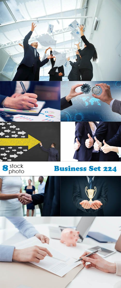 Photos - Business Set 224