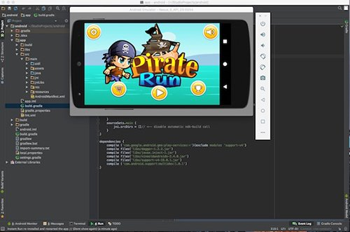 CodeCanyon - Pirate Adventures v1.0 - 19539255
