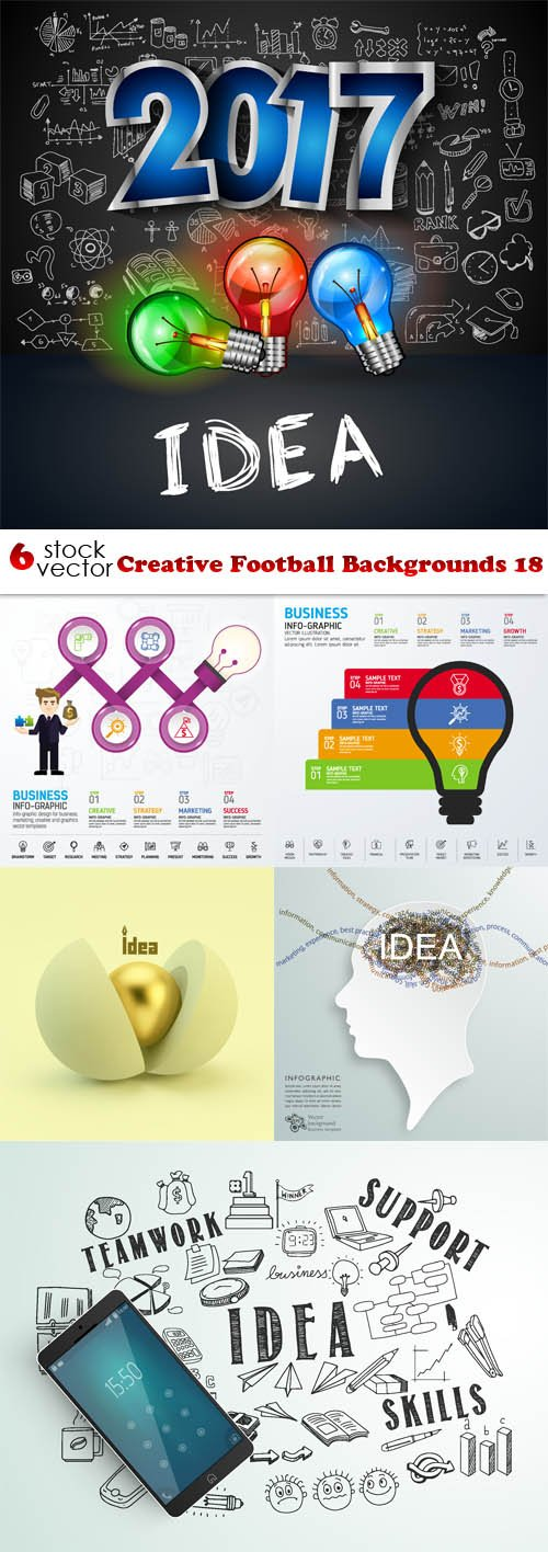 Vectors - Business Ideas Backgrounds 29
