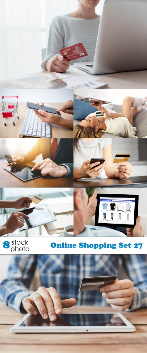 Photos - Online Shopping Set 27
