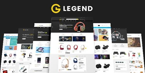 ThemeForest - Legend v1.0 - Multipurpose Responsive Prestashop Theme - 19173018