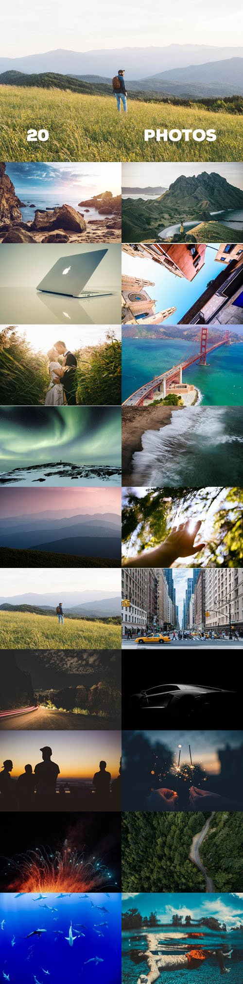 20 Amazing Photos & Backgrounds 2
