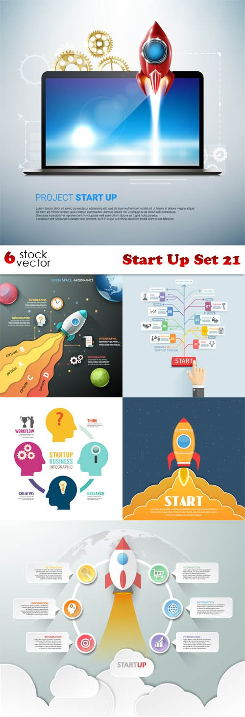 Vectors - Start Up Set 21