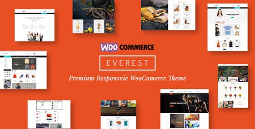 ThemeForest - Ri Everest v1.2.4 - Multipurpose Woocomerce Theme - 13395277