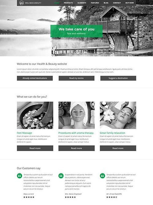 Ait-Themes - Spa v1.93 - Health & Beauty WordPress Theme