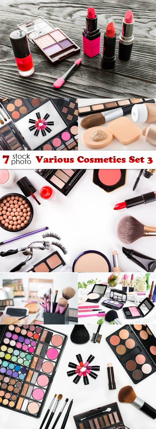 Photos - Various Cosmetics Set 3