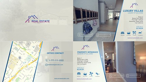 Real Estate 19583673 - Project for After Effects (Videohive)