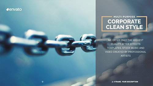 Minimal Slideshow 19587057 - Project for After Effects (Videohive)