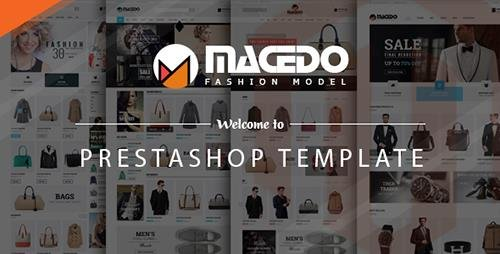 ThemeForest - Macedo v1.0 - Responsive Prestashop Theme - 10958309