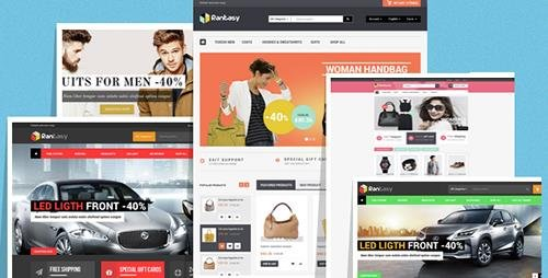 ThemeForest - Rantasy v1.0 - Multipurpose Responsive Opencart Theme (Update: 21 October 16) - 14679071