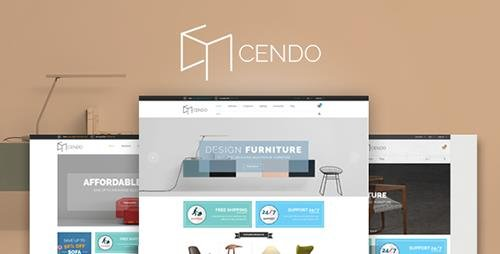 ThemeForest - Cendo v1.1 - Responsive Opencart Furniture Theme (Update: 6 October 16) - 14788752