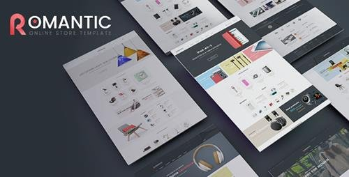 ThemeForest - Romantic v1.0 - Multipurpose Responsive OpenCart Theme (Update: 21 October 16) - 15170575