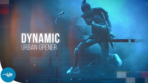 Dynamic Urban Opener 19603008 - Project for After Effects (Videohive)