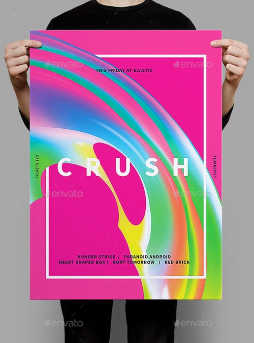 Crush Flyer / Poster 19696431