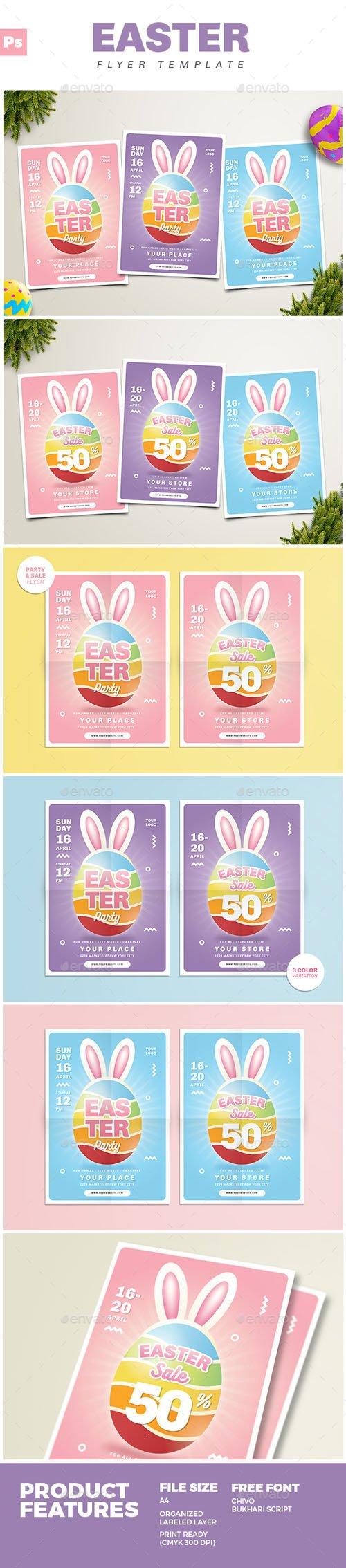 Easter Flyer 19675100