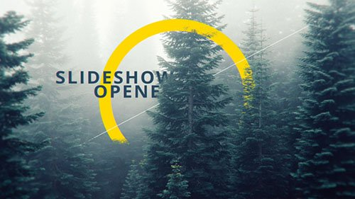 Slideshow I Opener - Project for After Effects (Videohive)