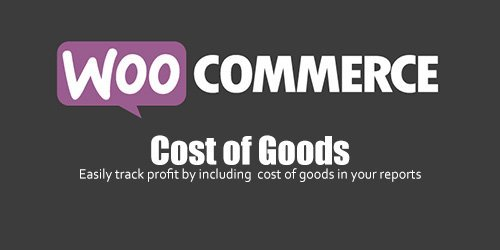 WooCommerce - Cost of Goods v2.3.0