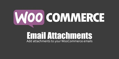 WooCommerce - Email Attachments v3.0.6