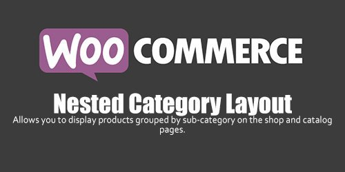 WooCommerce - Nested Category Layout v1.10.0