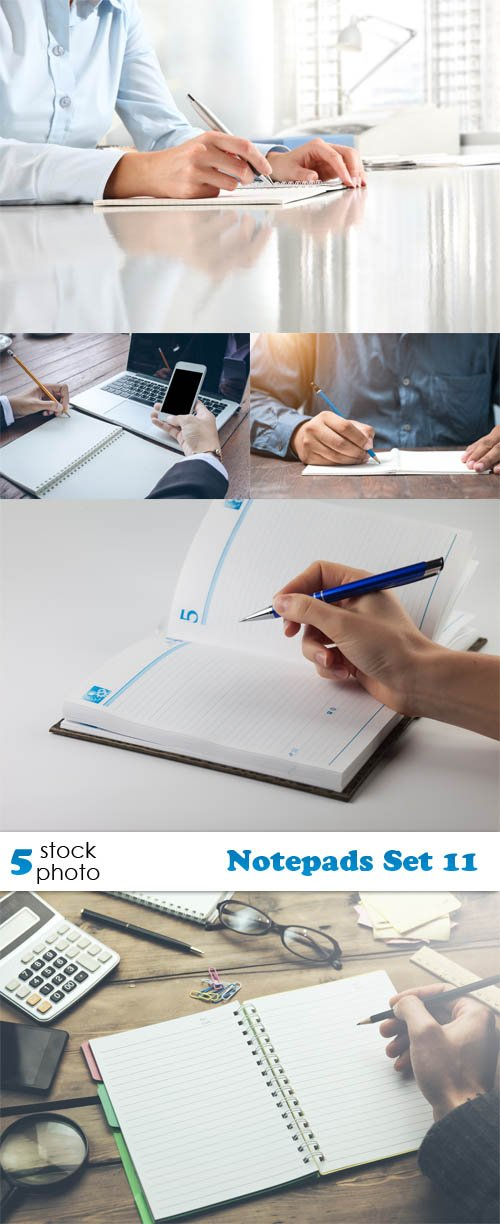 Photos - Notepads Set 11